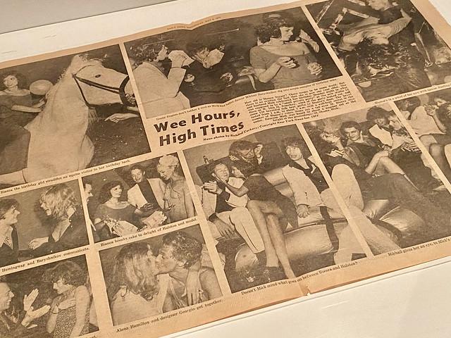 1-25 Studio 54 at Brooklyn Museum