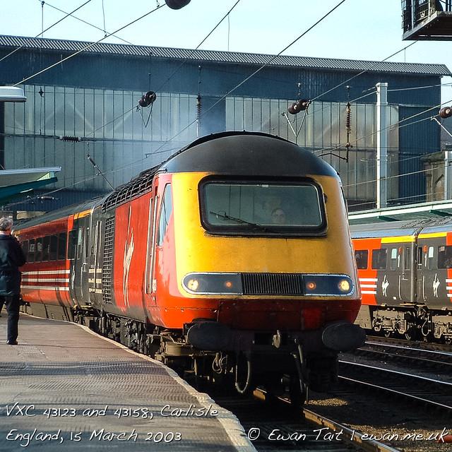 VXC 43123 and 43158, Carlisle