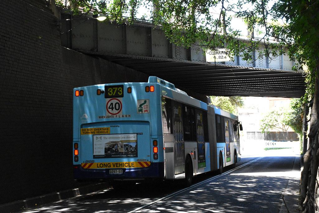 Bus 2297, Coogee, Sydney, NSW.