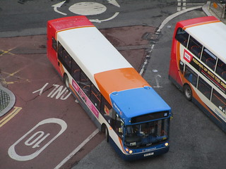 Stagecoach North East 22347. Eldon Square Bus Station, Newcastle