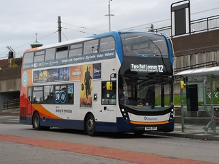 Stagecoach Newcastle 11286/SN69 ZPP