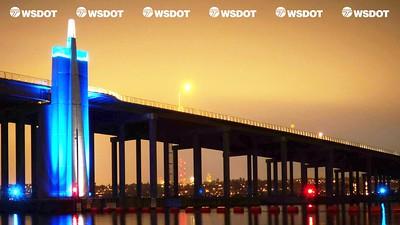 Virtual Background 13 - SR 520 Bridge