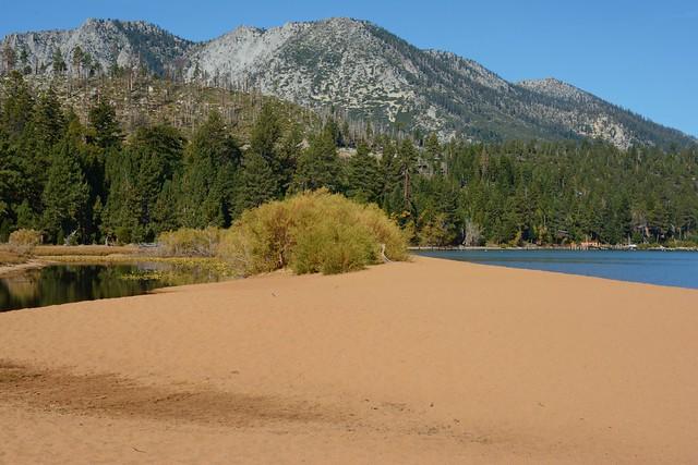 {Lake Tahoe Basin Vista}