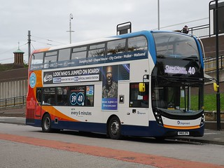 Stagecoach Newcastle 11282/SN69 ZPK