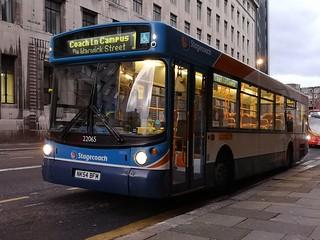 Stagecoach Newcastle 22065/NK54 BFM