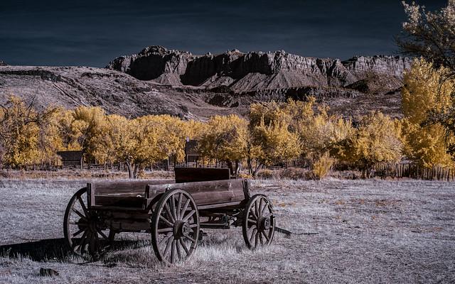 The Wagon at Grafton