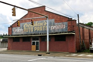 Crenshaw's Auto Parts, Brewton, AL