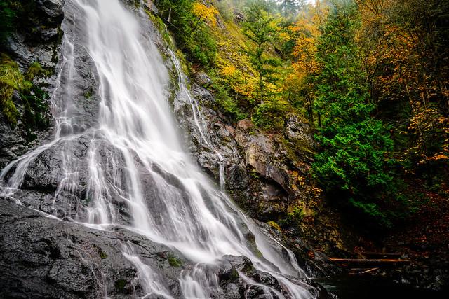Rocky Brook Falls - Brinnon Washington