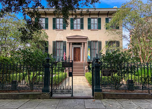 Andrew Low House / 1848 / Savannah Georgia