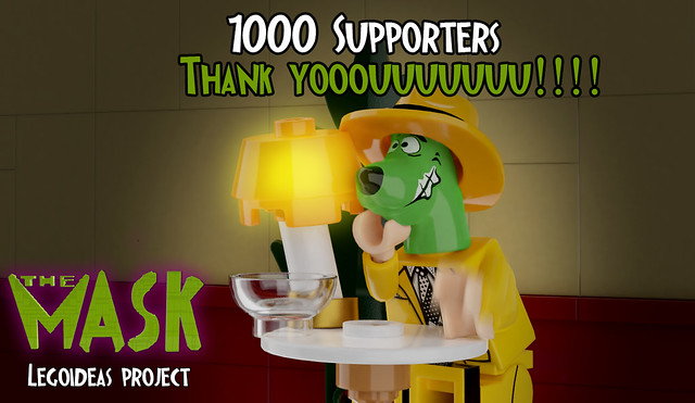 1000 supporters