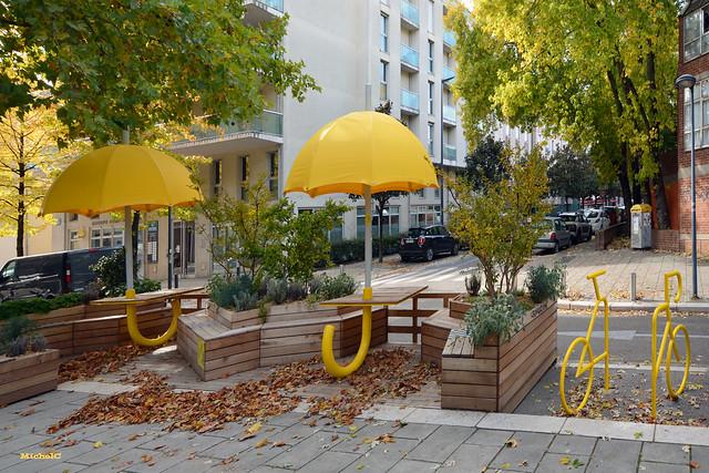 Les parapluies de .... Grenoble