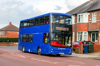 Stagecoach North East 80046 BP13ZCZ