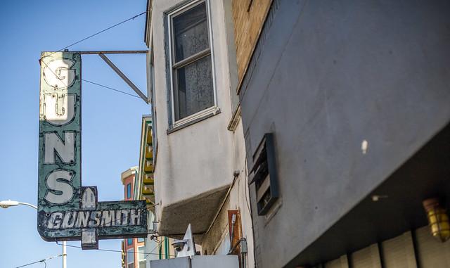 San Francisco Vintage Signs