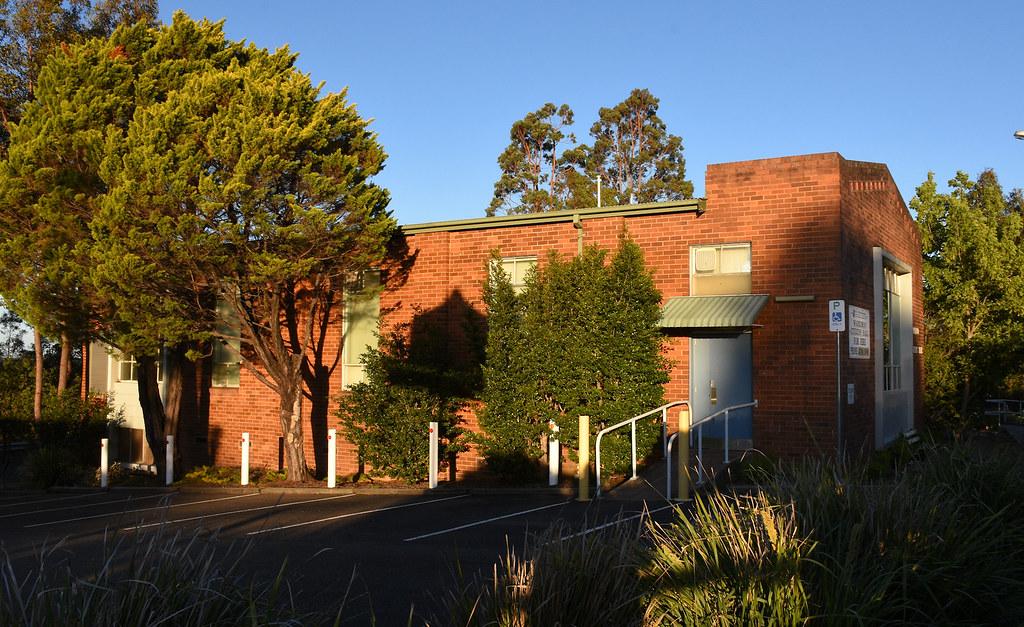 Citizens Hall, Warrimoo, NSW.