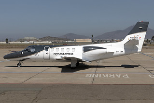 C-FSRX - Cessna S550 - Citation S/II - Nautilus Dive Aventures - KSDM - 14 Oct 2020