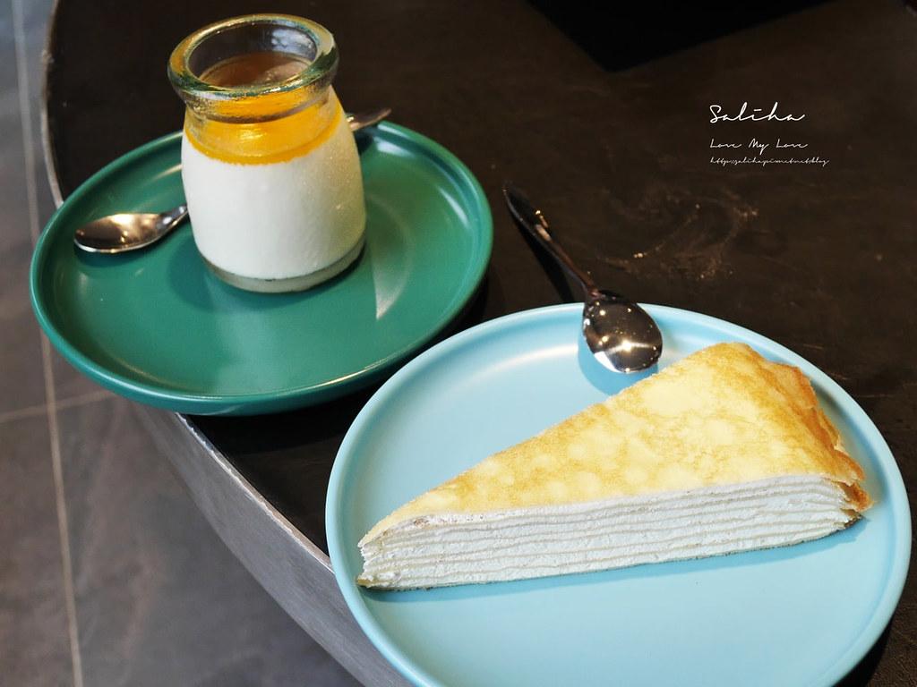 台北餐廳推薦辛殿公館好吃彩虹蛋糕千層蛋糕甜點cp值高 (2)