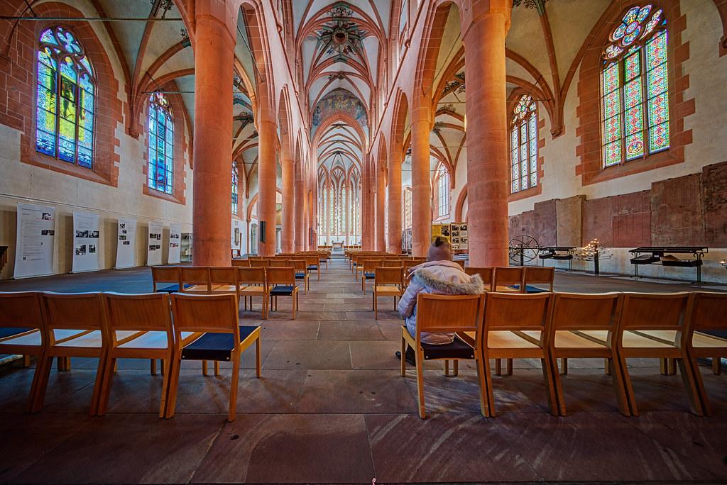Heidelberg, ev. Heiliggeistkirche