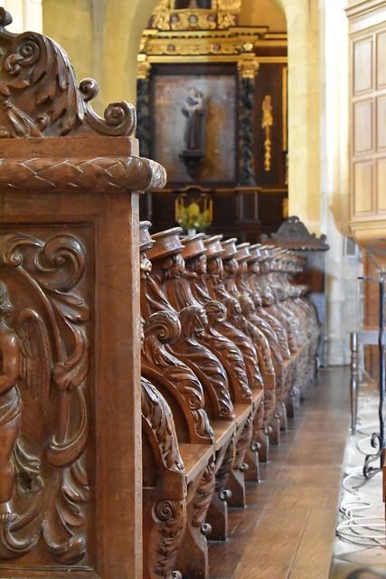 Cathédrale de Sarlat-la-caneda - Dordogne