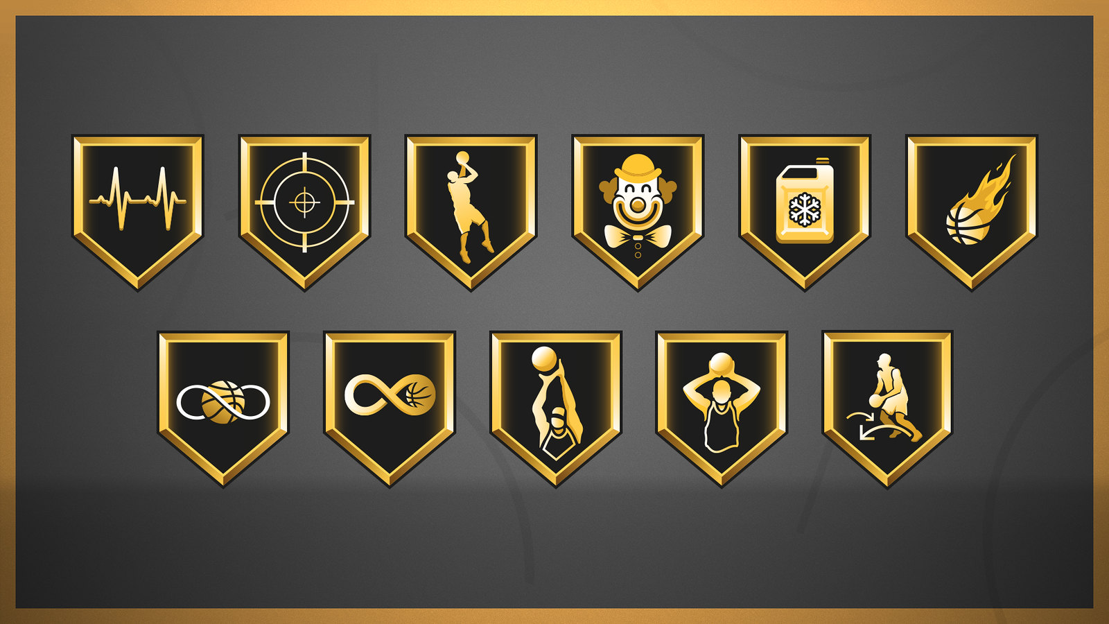 NBA 2K21 - Shooting Badges