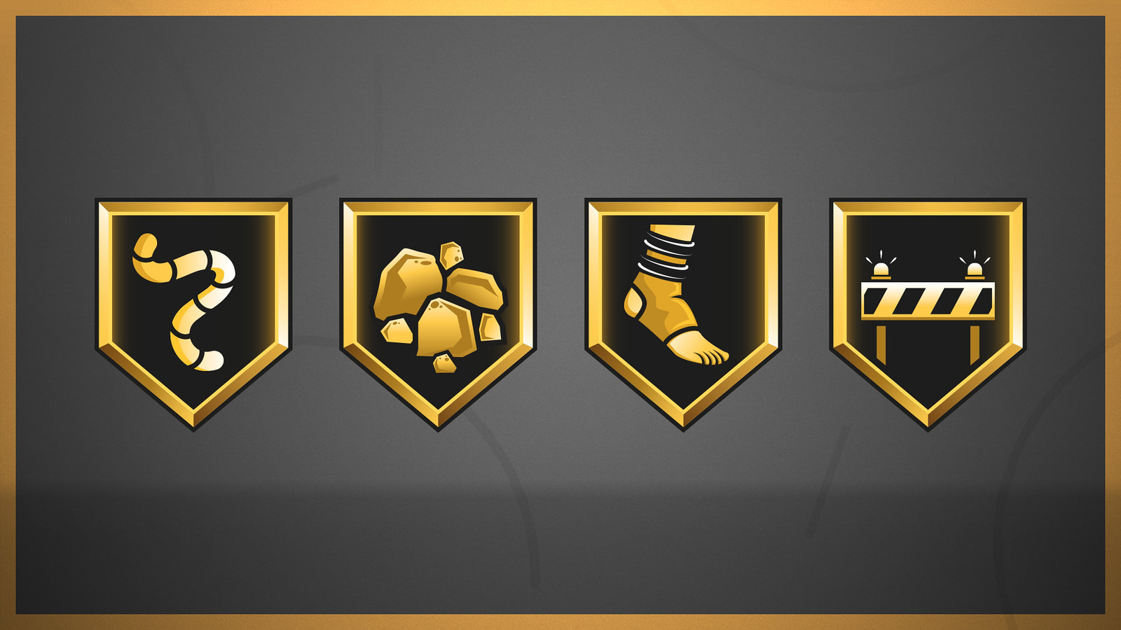 NBA 2K21 - Defense Badges