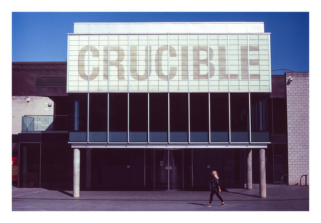 Passing the Crucible