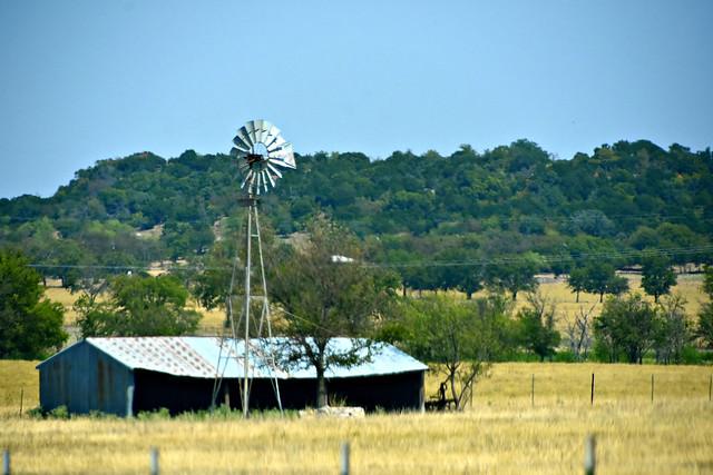 Sagging Shed Windmill HWW