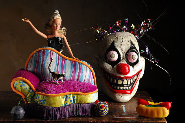 Barbie's Fun Couch