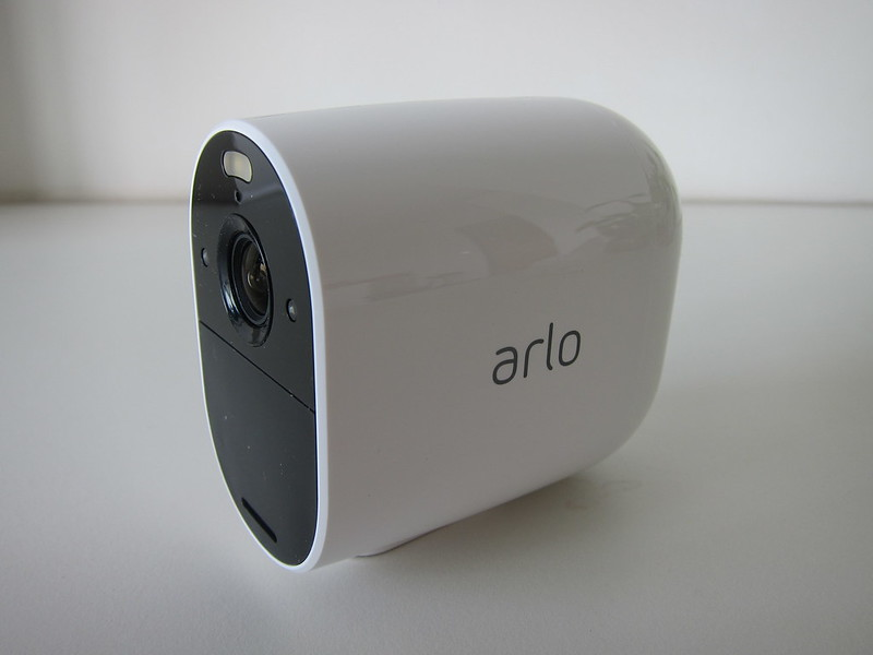 Arlo Essential Spotlight Camera Review