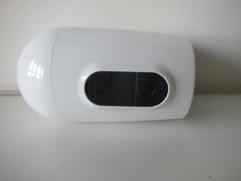 Arlo Essential Spotlight Camera - Bottom