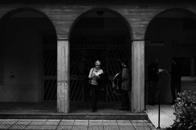Rúas de Compostela 6