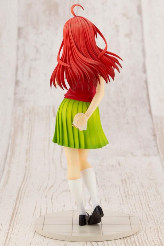 五月是天~壽屋《五等分的新娘》中野五月 1/8 比例模型