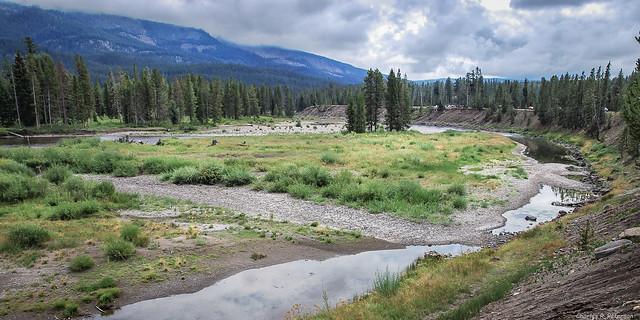 Snake River - Yellowstone