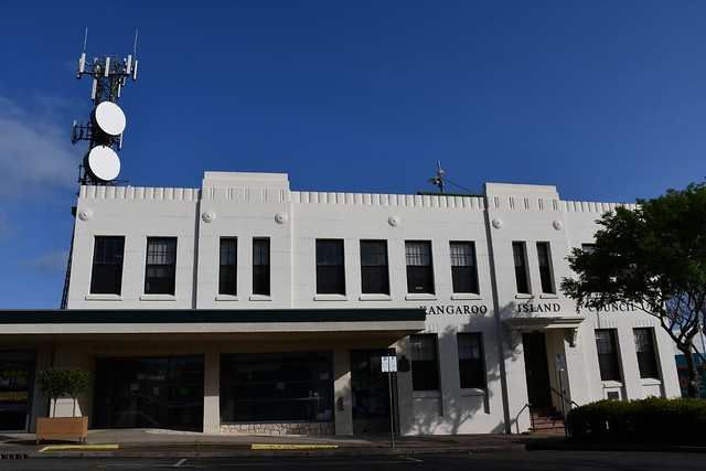 Kingscote Town Hall/Kangaroo Island Council Chambers, South Australia