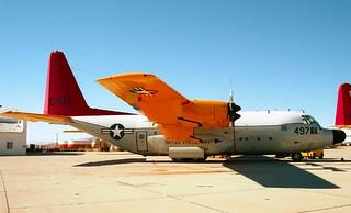 70497 Lockheed DC-130A US Navy
