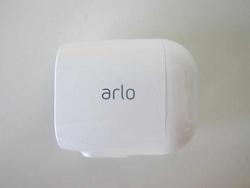 Arlo Essential Spotlight Camera - Side