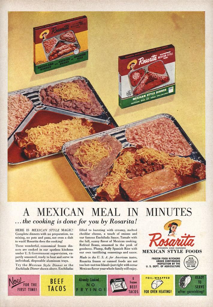 Rosarita 1957