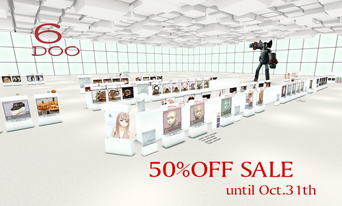 6DOO 50%OFF SALE!!!