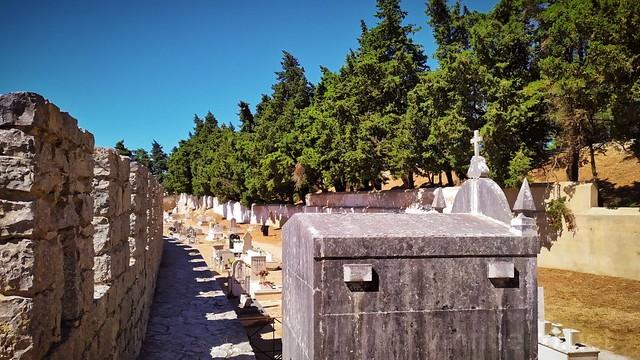 Cemitério no Castelo