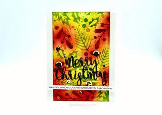 Merry Christmas card1 | by Gayatri Murali