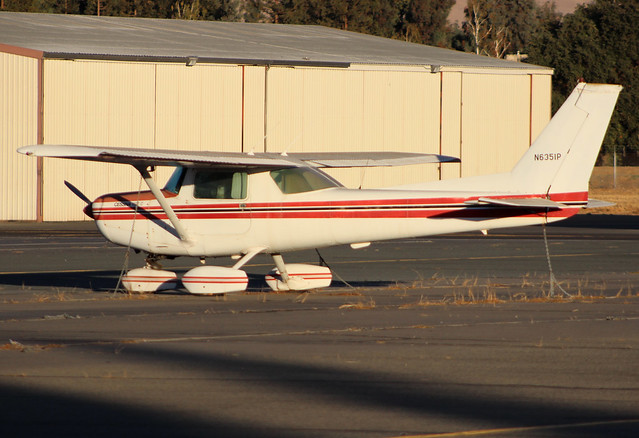N6351P Private Cessna 152 II