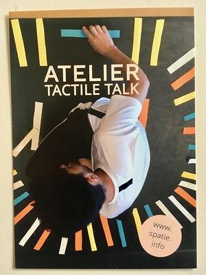 Atelier Tactile Talk - Antwerpen