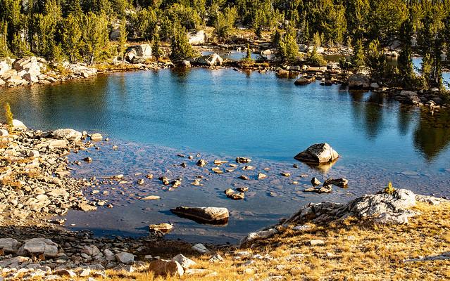 A Rocky Lake