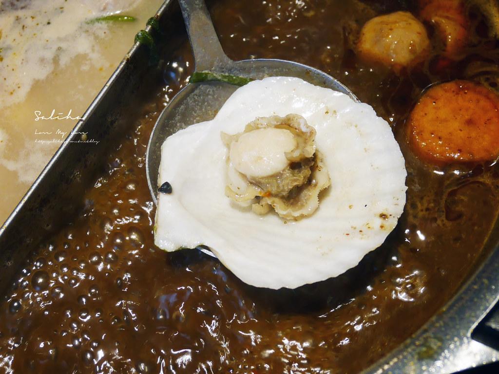 台北氣氛好浪漫餐廳推薦辛殿公館火鍋麻辣鍋吃到飽好吃中正區台大附近 (2)