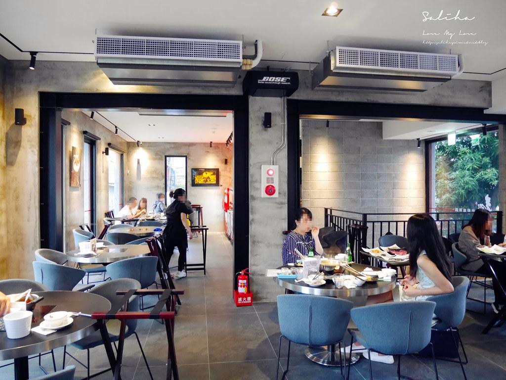 台北中正區公館站辛殿麻辣鍋吃到飽氣氛好浪漫舒服環境優火鍋餐廳 (1)