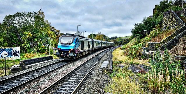 Slaithwaite Kirklees West Yorkshire 17th October 2020