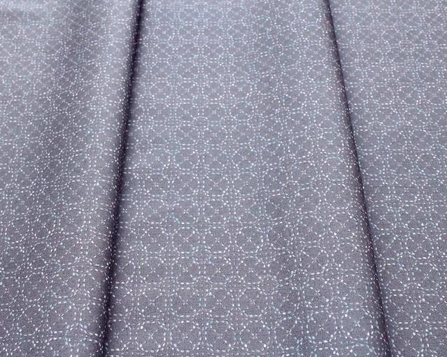 Art Gallery Fabrics Hooked Spaces In Between Wool