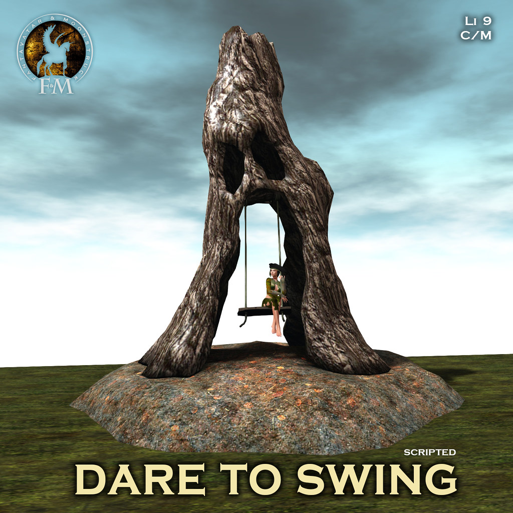 F&M * Dare to Swing – Hunt Prize