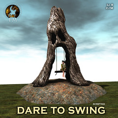 F&M * Dare to Swing - Hunt Prize