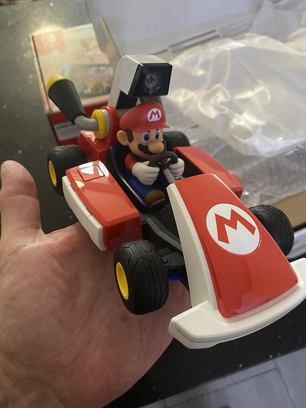 Mario kart AR