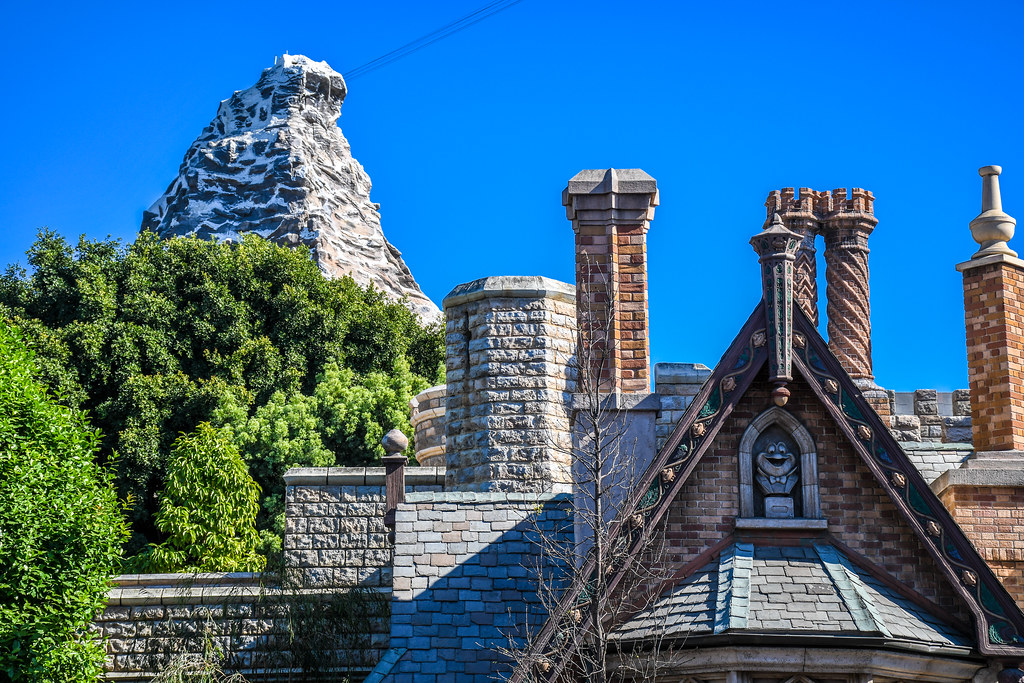 Toad Hall Matterhorn DL